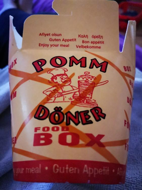 Döner Box , mit Pommes von NuriRS | Hochgeladen von: NuriRS