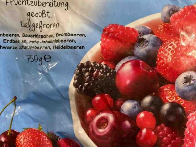 Paradiesgarten Beerenmischung, mit Sauerkirschen von saesh81 | Hochgeladen von: saesh81
