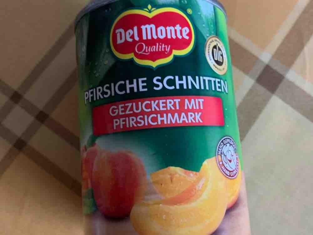 Pfirsiche, Schnitten, mit köstlichem Pfirsichmark von georg55 | Hochgeladen von: georg55