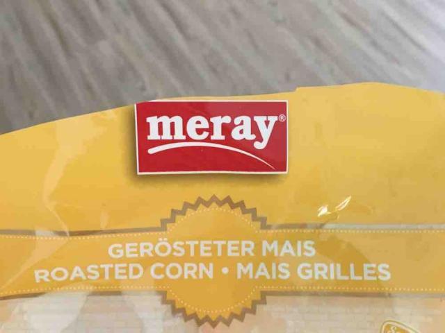 meray gerösteter Mais, gesalzen von amy3 | Hochgeladen von: amy3
