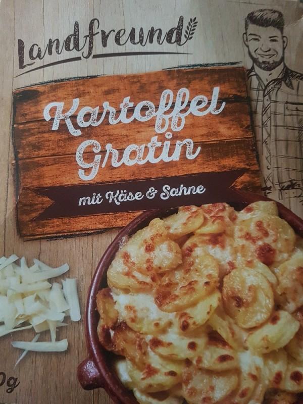 Kartoffelgratin, Mit Käse und Sahne von LexiBlack   Hochgeladen von: LexiBlack
