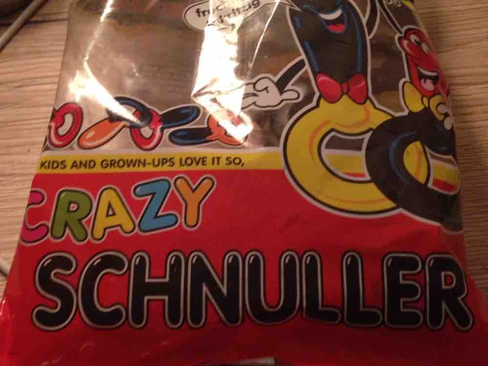 Crazy Schnuller, Fruchtgummi mit Lakritz von charmed92 | Hochgeladen von: charmed92