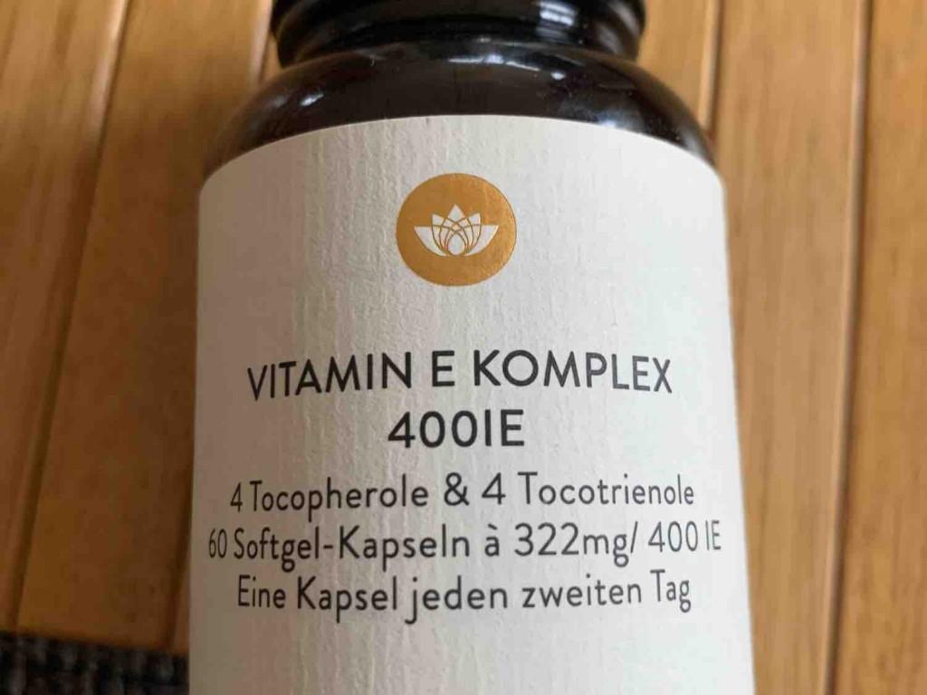 Vitamin E Komplex, 400IE von Flietel | Hochgeladen von: Flietel