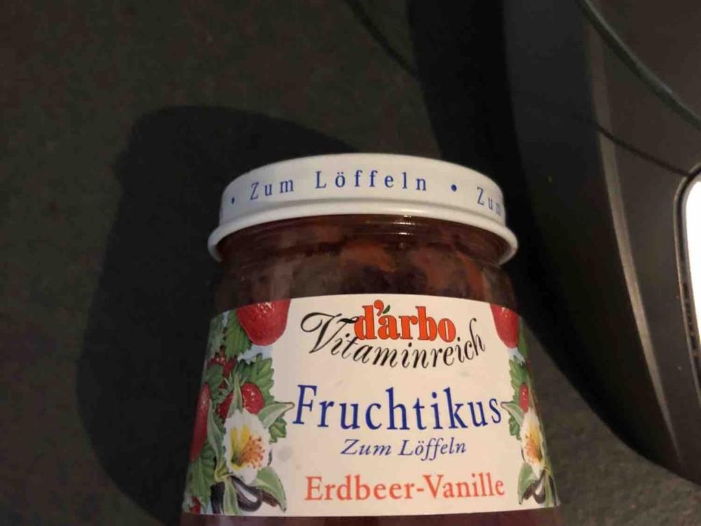Fruchtikus, Erdbeer-Vanille von Freimuno | Hochgeladen von: Freimuno