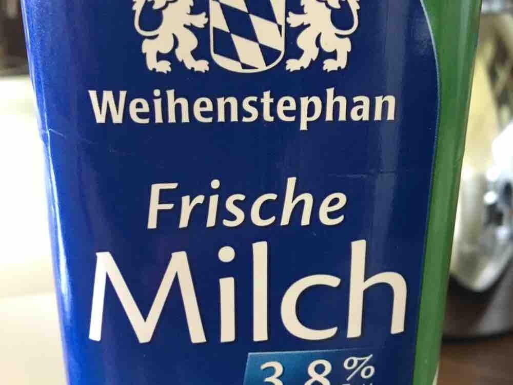 Bio Frisch-Milch 3,8% von crmcarlo466   Hochgeladen von: crmcarlo466