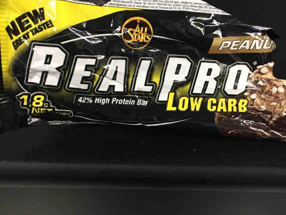 Realpro Low Carb, Peanut von siby353   Hochgeladen von: siby353