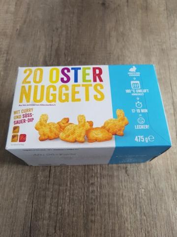 Oster Nuggets, mit süss-sauer Dip von d.ozano   Hochgeladen von: d.ozano