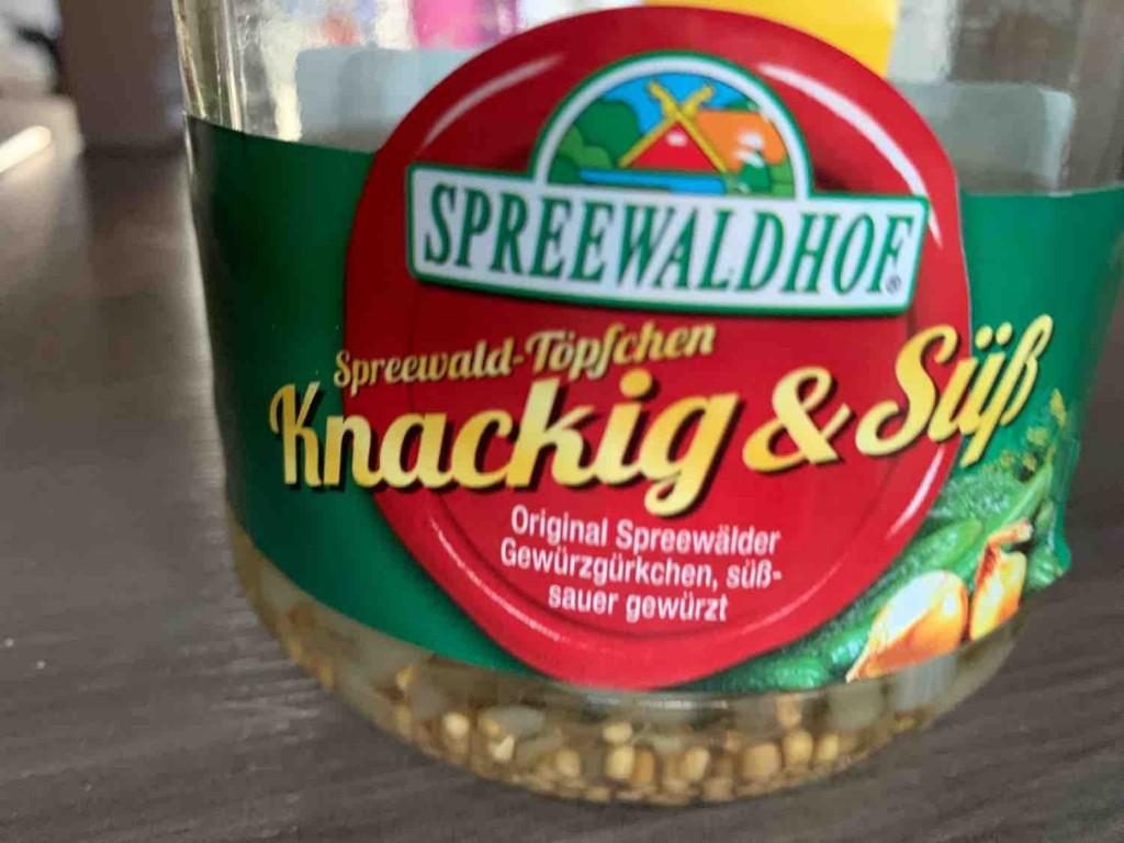 Gewürzgürkchen, Knackig & süss von Arnold111 | Hochgeladen von: Arnold111