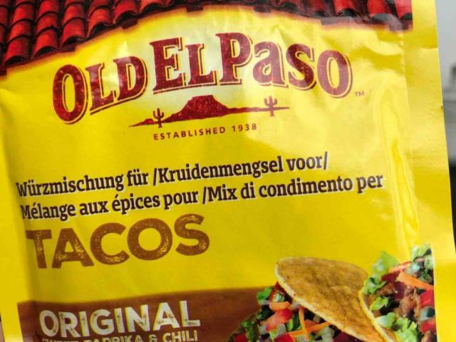 Tacos Originals Mild von kuschelbaerch | Hochgeladen von: kuschelbaerch