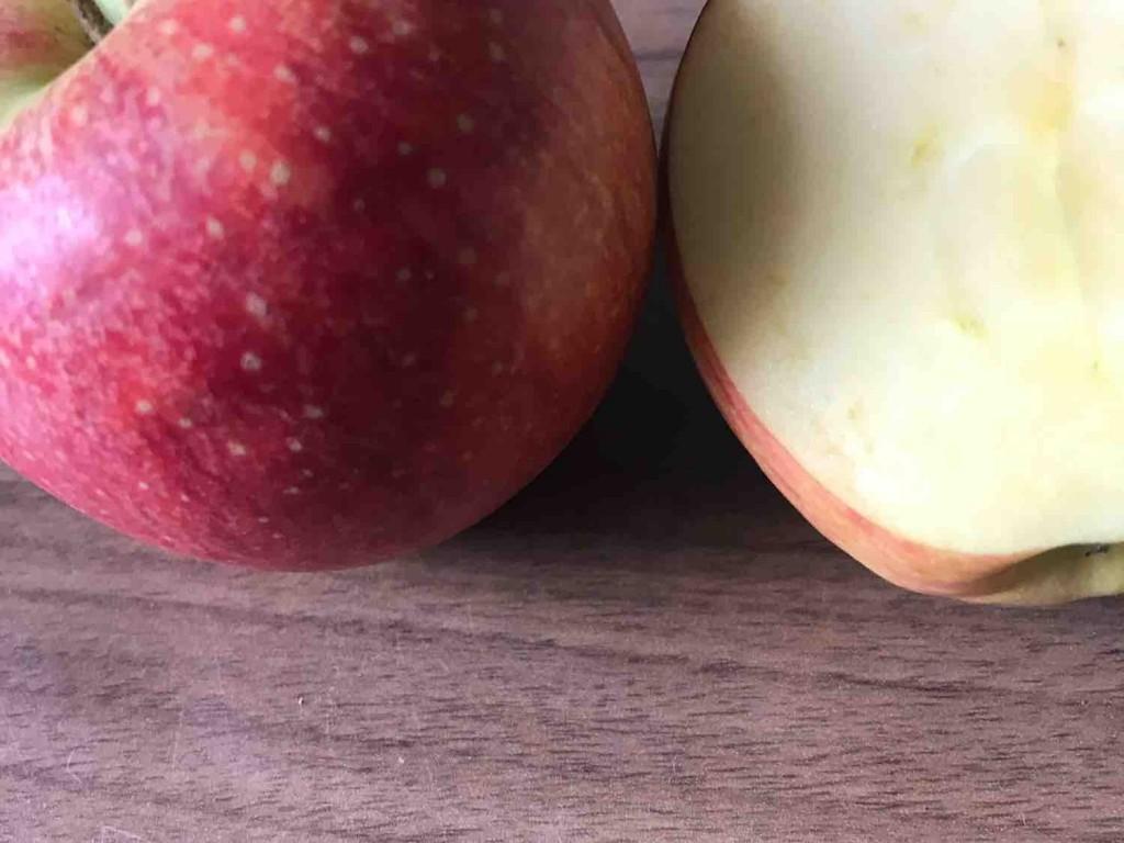 Apfel, Krumme Dinger (Aldi), Sorte Idared von stephan007 | Hochgeladen von: stephan007