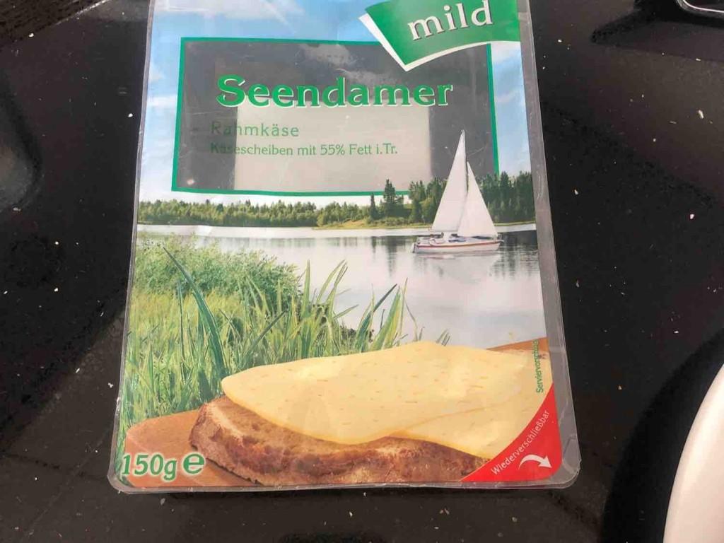 Mecklenburger Seendamer, Milder Rahmkäse von Ironsimon1981 | Hochgeladen von: Ironsimon1981