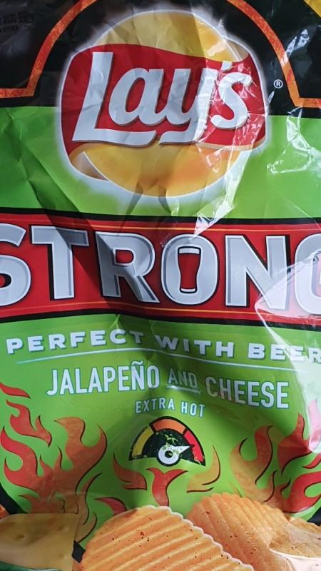 Strong, Jalapeo and Cheese von NicSausK   Hochgeladen von: NicSausK
