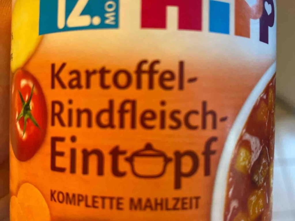Kartoffel-Rindfleisch-Eintopf, ab 12. Monat von skl76   Hochgeladen von: skl76