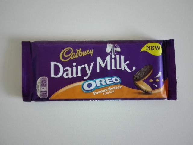 Dairy Milk, Oreo Peanut Butter Flavor | Hochgeladen von: Succo89