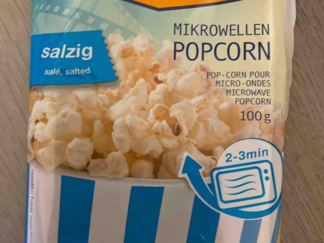 Mikrowellen Popcorn, salzig von jksobwhdb | Hochgeladen von: jksobwhdb