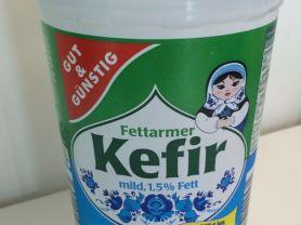 Fettarmer Kefir mild, 1,5% Fett, Naturjoghurt | Hochgeladen von: iNutrition
