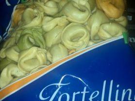 Tortellini, Tomate, Spinat und Fleischfüllung | Hochgeladen von: nordros