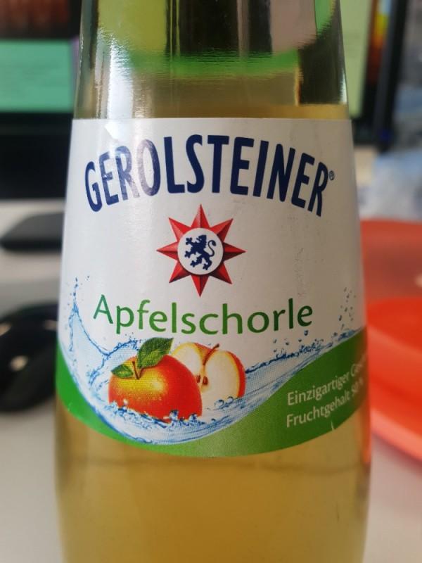 Gerolsteiner, Apfelschorle von Bibi0210   Hochgeladen von: Bibi0210