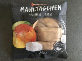 Maultaschen , Ziegenkäse Mango | Hochgeladen von: kahe