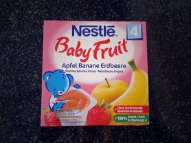 Nestlé Baby Fruit, Apfel Banane Erdbeere   Hochgeladen von: elise