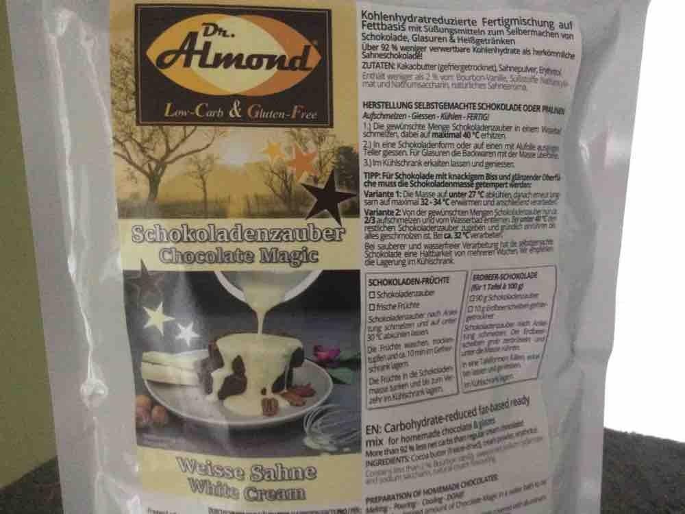 Schokoladenzauber Weisse Sahne von zwergieelke   Hochgeladen von: zwergieelke