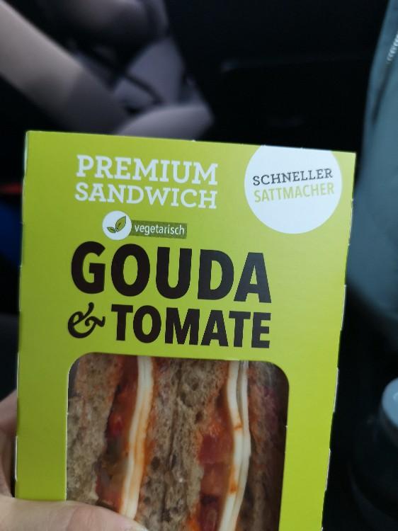 Premium Sandwich Gouda & Tomate, Gouda & Tomate von scout.bosshard   Hochgeladen von: scout.bosshard