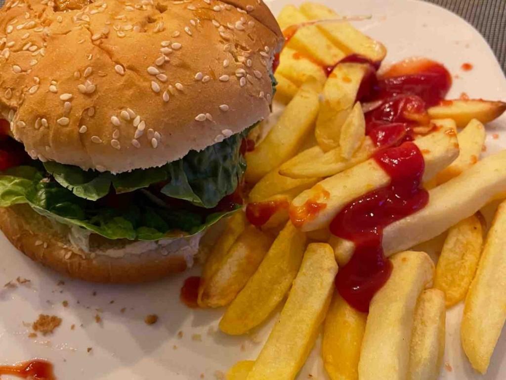 Hamburger selbst gemacht von balticfury   Hochgeladen von: balticfury