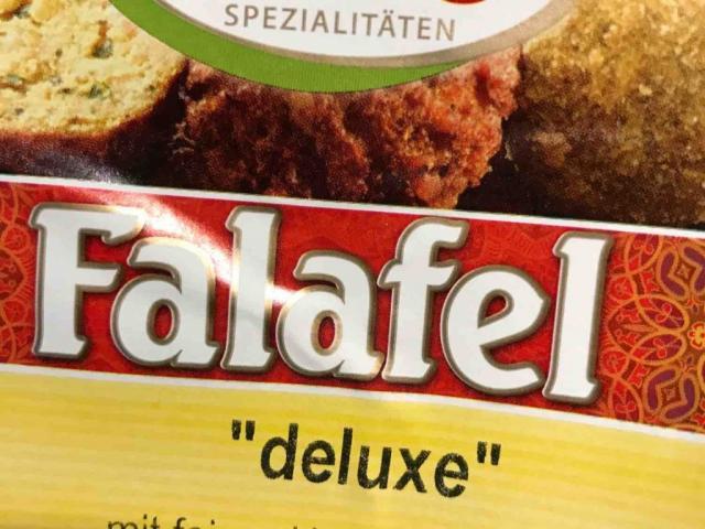 Falafel Deluxe  von UdoGlaser   Hochgeladen von: UdoGlaser