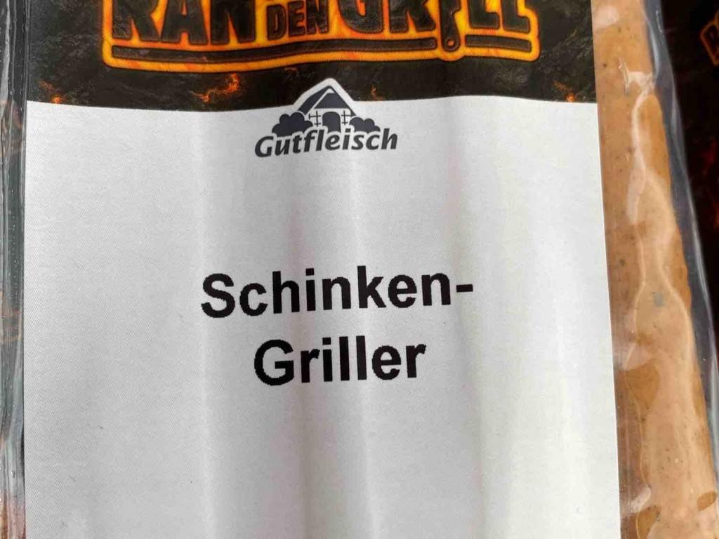 Schinken-Griller von Tonikn | Hochgeladen von: Tonikn