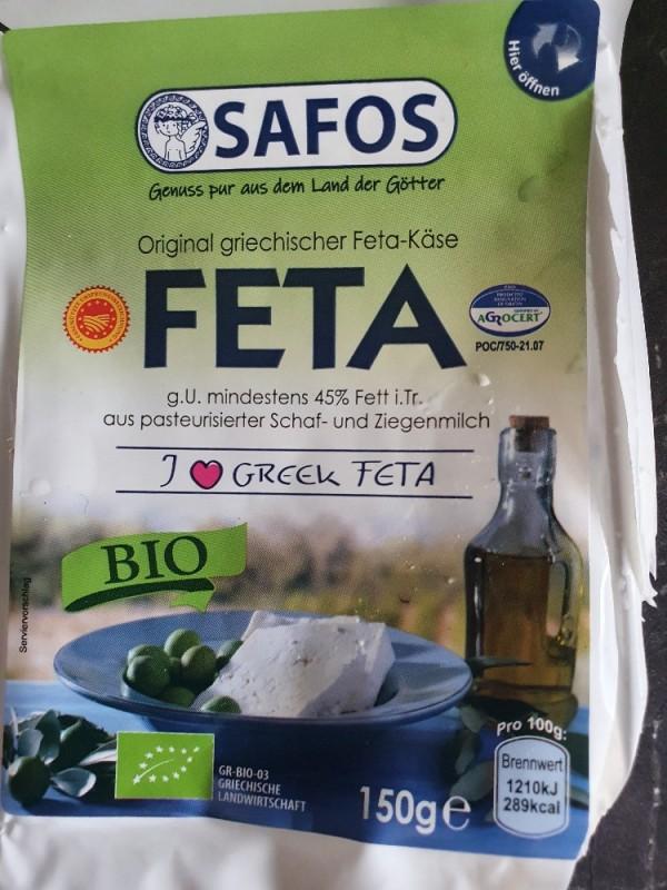 Feta, original griechischer Feta-Käse von Dianmue | Hochgeladen von: Dianmue