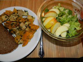 Paprikagemüse mit Tofu   Hochgeladen von: Moppel61
