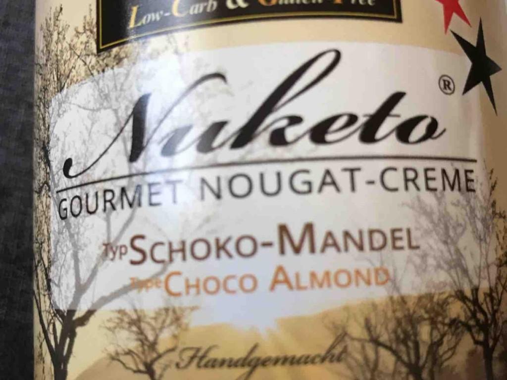 Nuketo, Schoko-Mandel von Waasserpuddeldeier | Hochgeladen von: Waasserpuddeldeier