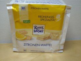 Ritter Sport Zitronen-Waffel | Hochgeladen von: Tim1mv