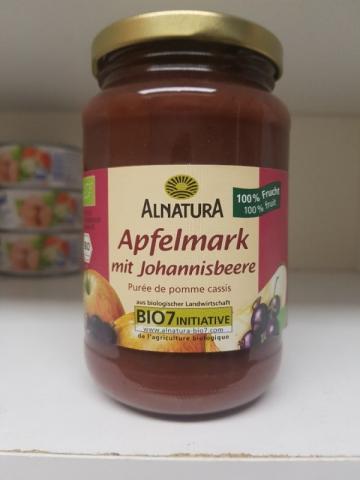 Apfelmark, mit Johannisbeere von Raniwe   Hochgeladen von: Raniwe