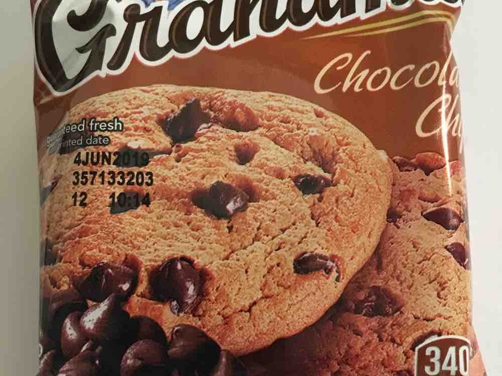 Grandmas Cookies, Chocolate Chip von medienszenen384 | Hochgeladen von: medienszenen384