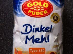 Dinkel Mehl Type 630 (Gold Puder)   Hochgeladen von: eugen.m