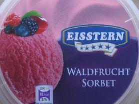 Eisstern Sorbet-Eis, Waldfrucht   Hochgeladen von: Heidi