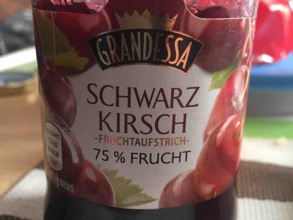 Fruchtaufstrich 75% Frucht, Schwarzkirsche von sukram2808 | Hochgeladen von: sukram2808