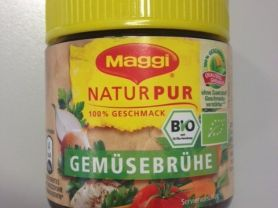 NaturPur Gemüsebrühe, zubereitet | Hochgeladen von: xmellixx