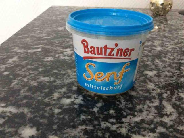 Senf, Mittelscharf von Binia | Hochgeladen von: Binia