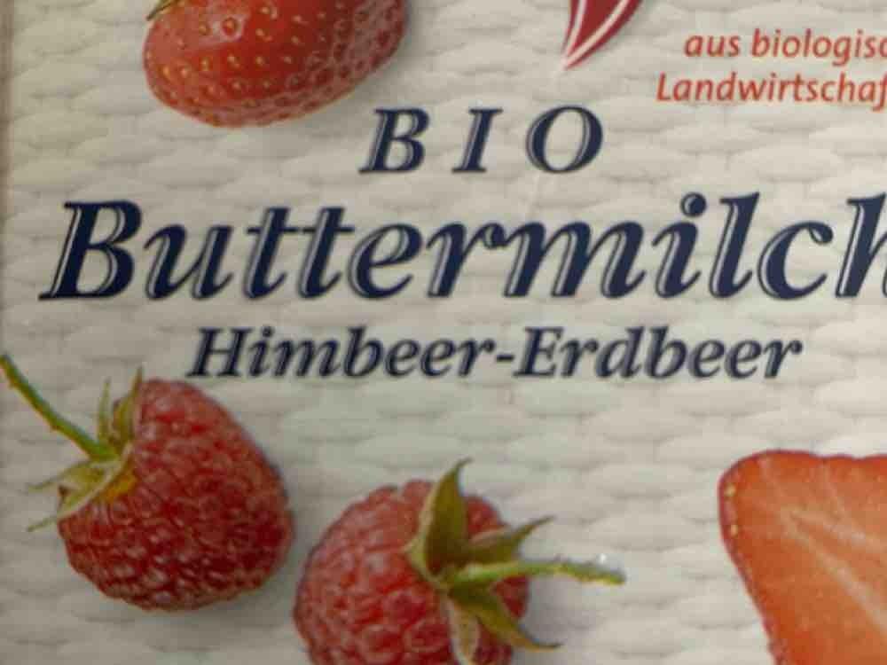 Buttermilch, Himbeer-Erdbeer von bernhard | Hochgeladen von: bernhard
