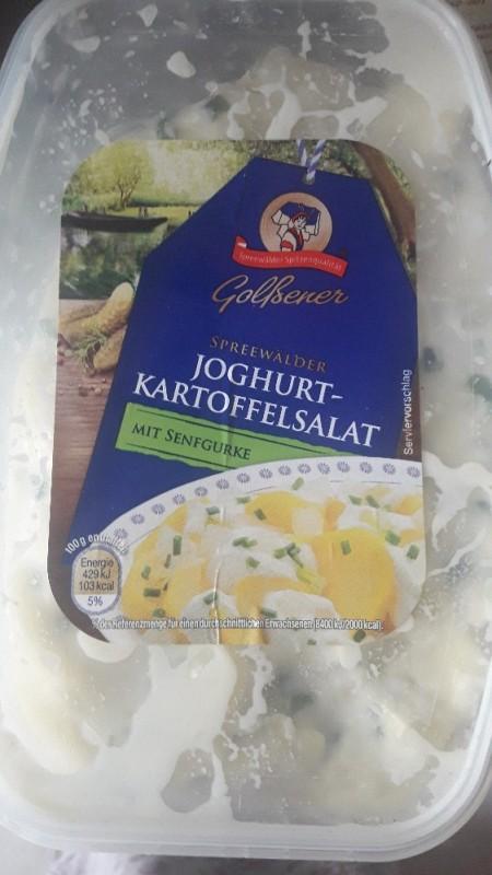 Spreewaelder Joghurt-Kartoffelsalat Senfgurke von PflanzenHerz | Hochgeladen von: PflanzenHerz