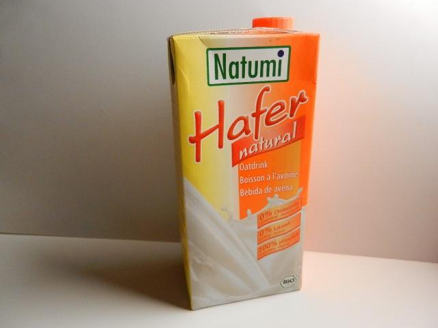 Hafermilch, natural | Hochgeladen von: maeuseturm