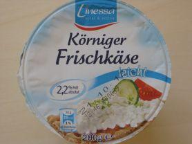 Körniger Frischkäse light, 2,2% Fett | Hochgeladen von: mr1569