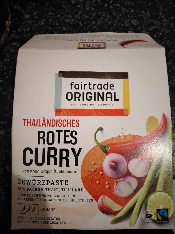 Thailändisches Rotes Curry von andY1989 | Hochgeladen von: andY1989