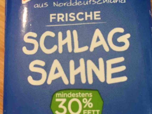 Hansano Schlagsahne, 30% Fett von Danni2101 | Hochgeladen von: Danni2101