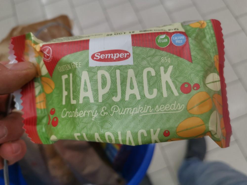 Hafervoll Flapjack, Cranberry  von Alex0808   Hochgeladen von: Alex0808