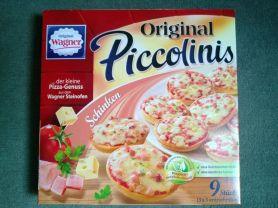 Piccolinis, Schinken   Hochgeladen von: Fritzmeister