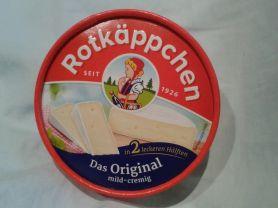 Rotkäppchen Camembert 55% der Rahmige   Hochgeladen von: Holzwurm
