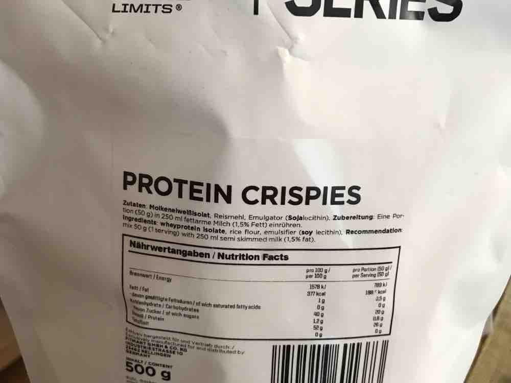 Protein Crispies, Neutral von maxurban | Hochgeladen von: maxurban